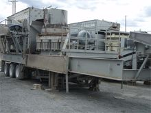 Used SYMONS 4.25 FT