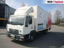 Used 2002 MAN 8.185