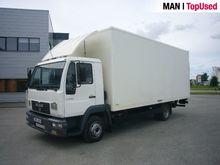 Used 2001 MAN 8.185