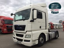 2013 MAN TGX 18.440 4X2 BLS TC