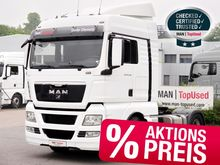 2012 MAN TGX 18.440 4X2 BLS: SP