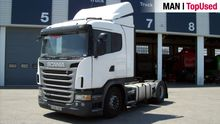 Used 2010 Scania G40
