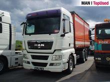 2009 MAN TGX 28.540 6X2-2 BL Ha