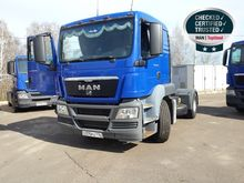 2011 MAN TGS 19.400 4X2 BLS-WW