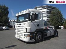 2010 Scania TRACTEUR #000078669