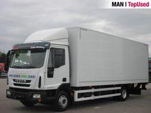 2012 Iveco Eurocargo ML120EL20/