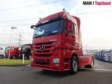 2012 Mercedes-Benz 1844 LS Mega