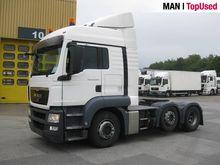 Used 2012 MAN TGS 26