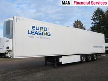 2011 Krone SD - Thermo King  Pa