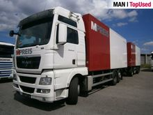 2011 MAN TGX 26.440 6X2-2 BL Kü