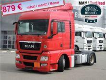 2013 MAN TGX 18.440 4X2 LLS-U #