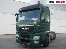 2013 MAN TGX 18.440 4X2 BLS - E