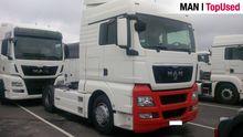 2013 MAN TGX 18.480 4X2 BLS-EL