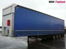 2013 Schmitz Cargobull Mega Tra