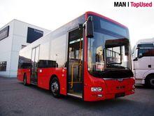 2015 MAN Lions City Midi A66 Lä