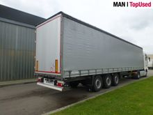 2015 Schmitz Cargobull Tautline