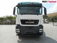 Used 2014 MAN TGS 41