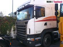 Used 2010 Scania R44