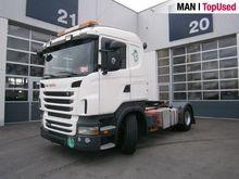 2010 Scania R420LA 4X2 mit Kipp