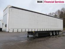 2011 Schmitz Cargobull S01 - Pa