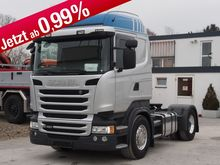 2013 Scania 480 Kompressor GHH-