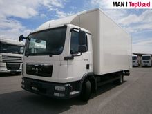 2011 MAN TGL 8.180 4X2 BB, Euro