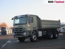 2013 Mercedes-Benz 3344 6X6 (Eu