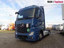 2012 Mercedes-Benz 1845 LS #000