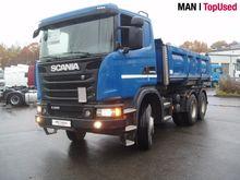 2013 Scania G 400: DREISEITENKI