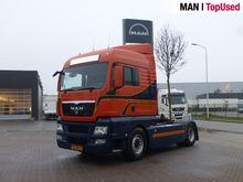 2012 MAN TGX 18.440 Euro 5 +BLO