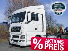 2013 MAN TGX 18.440 4X2 BLS: SP