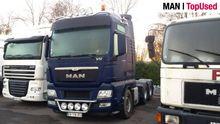 2013 MAN TGX 33.680 6X4 BLS #00