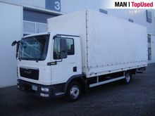 Used 2013 MAN TGL 8.