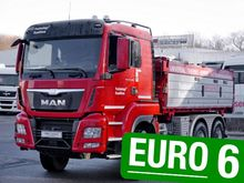 2016 MAN TGS 26.480 6X4 BL Ther