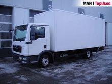 2013 MAN TGL 8.180 4X2 BL / Kli