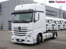 2014 Mercedes-Benz Actros 1848,
