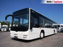 2013 MAN LION'S CITY LE / A78 #