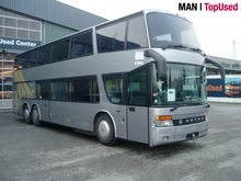 Used 2001 Setra S 32