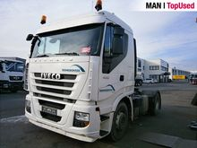 2008 Iveco AS440/S45 mit Kipphy