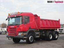 2009 Scania P380 #0000850672