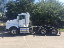 2010 Kenworth T800 ext day ca #