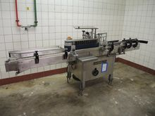 Langguth Labelling equipment