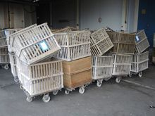 Used NN baskets for