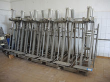 NN press Cheese processing mach