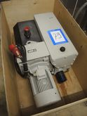 Leybold-Heraeus Vacuum pumps