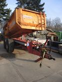Used Miedema Trailer
