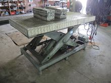 NN lifting table Workshop inven