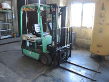Mitsubishi Forklift trucks and