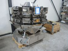 Combimat Multihead weighers