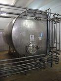 Tecnofrig Tanks with mixer
